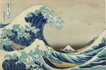 Okusai La Grande Onda di Kanagawa