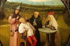 Bosch Estrazione della pietra della follia