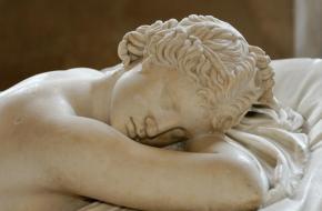 Statua di Ermafrodito