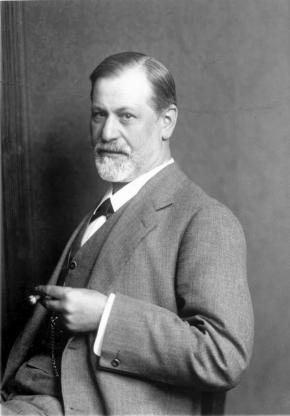 Sigmund Freud nel 1900