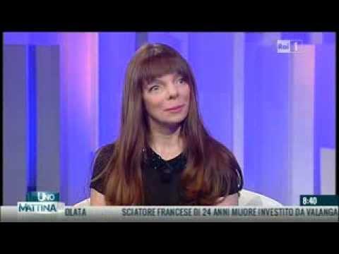 Rai 1 -  Loretta Secchi illustra il museo per non vedenti Anteros di Bologna